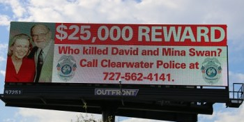 Swan Murder   Clearwater Police   Crime