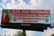 Clearwater Police Hope Billboards Bring Answers in Double Murder