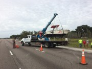 Boat Crash Closes Portion of I-4 for Two Hours