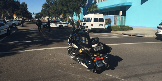 Sppd motorcycle crash | St. Petersburg Police | Traffic