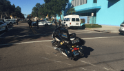 Driver Cited After Crash with St. Pete Motorcycle Officer