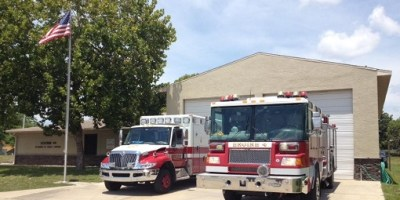 Spring Hill Fire Station 4 | Hernando County Fire Rescue | Public Safety