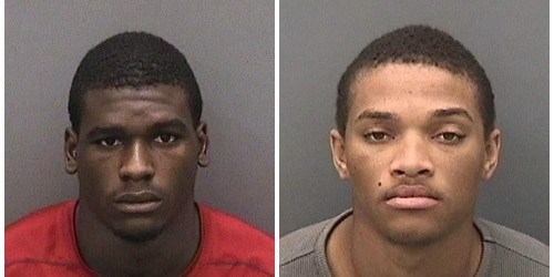 Dontae Lamar Hopkins | Marquez Davon Roberts | Arrests