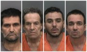 Hillsborough Deputies Recover Half Million Dollars Worth of Stolen Tequila
