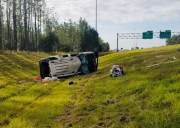 Two Babies, Two Adults Seriously Hurt in I-75 Crash