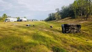 I-75 Crash   Florida Highway Patrol   Traffic Crash