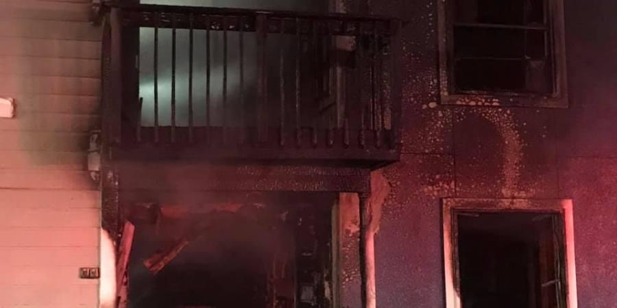 Hills Apt Fire | Hillsborough Fire Rescue | Body Found