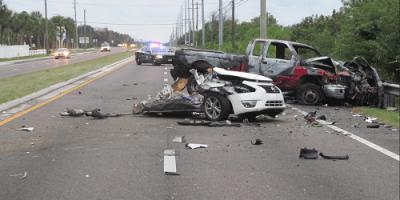U.S. 41 Crash | Florida Highway Patrol | Traffic