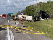 Driver Arrested in I-75 Crash