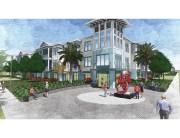 224-Unit Luxury Apartment Complex Planned for Largo