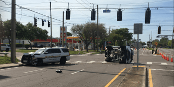 Deputy-Involved Crash | Pinellas Sheriff | 49th Street Crash