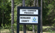 Portions of Lake Townsen Preserve to Temporarily Close