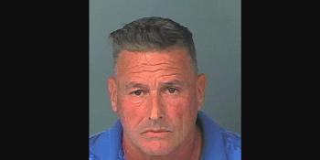 Michael Robert Fagan   Hernando Sheriff   Arrests