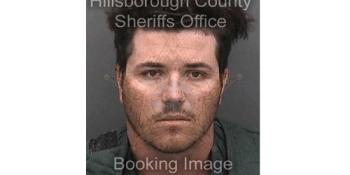 Nicholas Joseph Schreiber   Tampa Police   Arrests