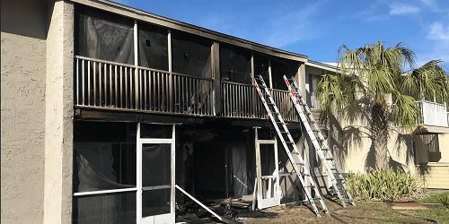St pete fire | Apartment Fire | Public Safety