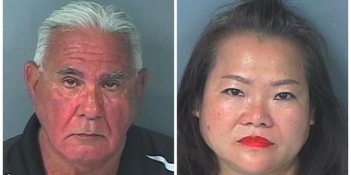 Stanley William Arnold,   Xiaoping Guangzhou Smaller   Arrests