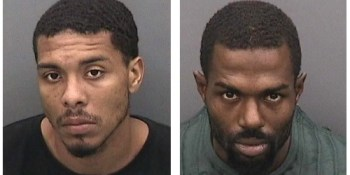 Ricky Wilkerson Jr. | Xavier Pierre Whitehead | Arrests