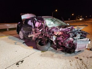 I-275 Wrong-Way Crash | Florida Highway Patrol | DUI