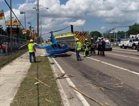 Helicopter Crash | Florida Highway Patrol | Helictoper accident