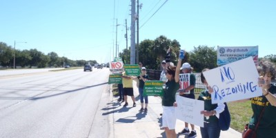 TIdes Rally | Park Boulevard Protest | Environment