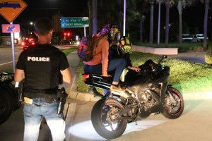 Motorcycle Crackdown   CLearwater Police   Traffic
