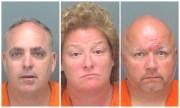 Pinellas Deputies Arrest Off-Duty, Retired Philadelphia Cops