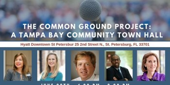 Common Ground Towh Hall | Common Ground Project | Politics