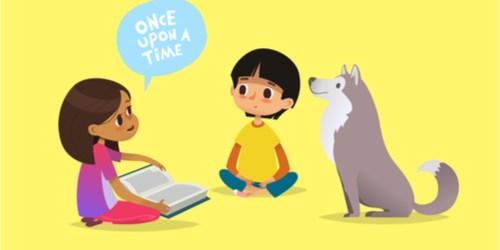 Read Dog | Library | Children