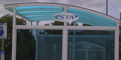 PSTA Logo | Bus Stop | Transportation