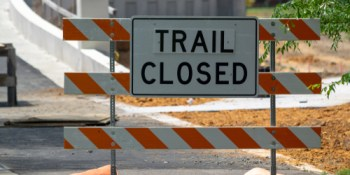 Trail Closed | Recreation | Sports