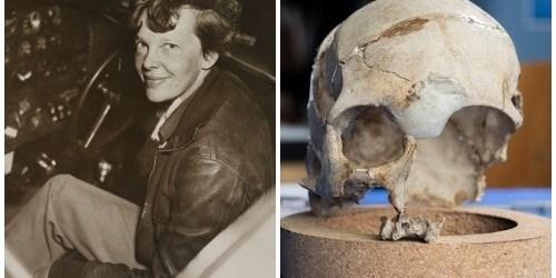 Amelian Earhart | Anthropology | National Geographic