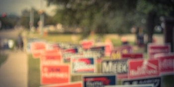 Elections | Yard Signs | Politics