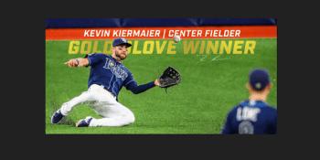 Kevin Kiermaier | Tampa Bay Rays | Baseball