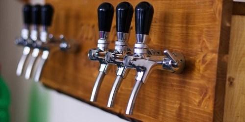 Bière   Appuyez sur   Pub