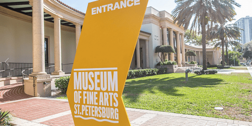 Museum of Fine Arts | St. Petersburg | TB Reporter