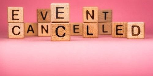 Events | Cancellations | TB Reporter