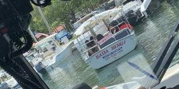 Coast Guard | Illegal Charter | Demens Landing