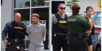 Arrest | Miami Couple | Hernando Sheriff