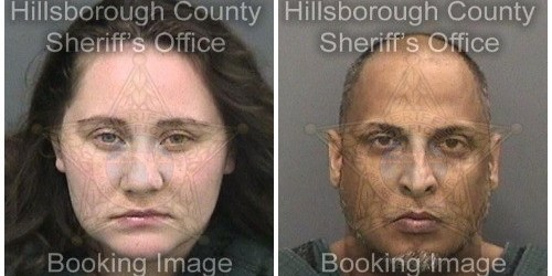 CARRINGTON FAITH THORNTON | PEDRO DAVID SANCHEZ BAEZ. | Arrests