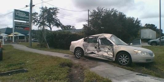 Florida Highway Patrol | US 19 Crash | Curlew Road Crash