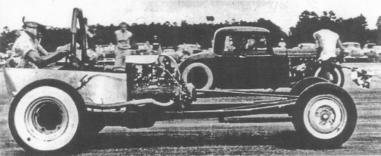 Don Garlits first dragster
