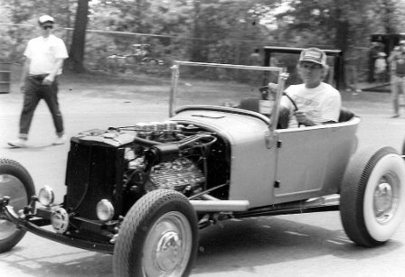 Don Garlits First Dragster T-Bucket