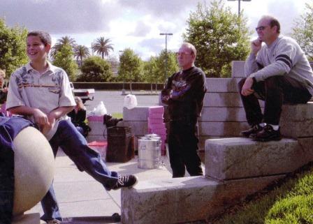 Alex, Bill and Jerry Keifer 3 generations