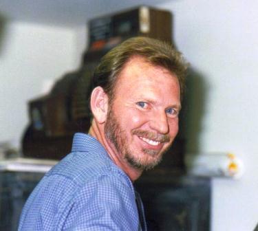 Bill Keifer of CCR T-Buckets