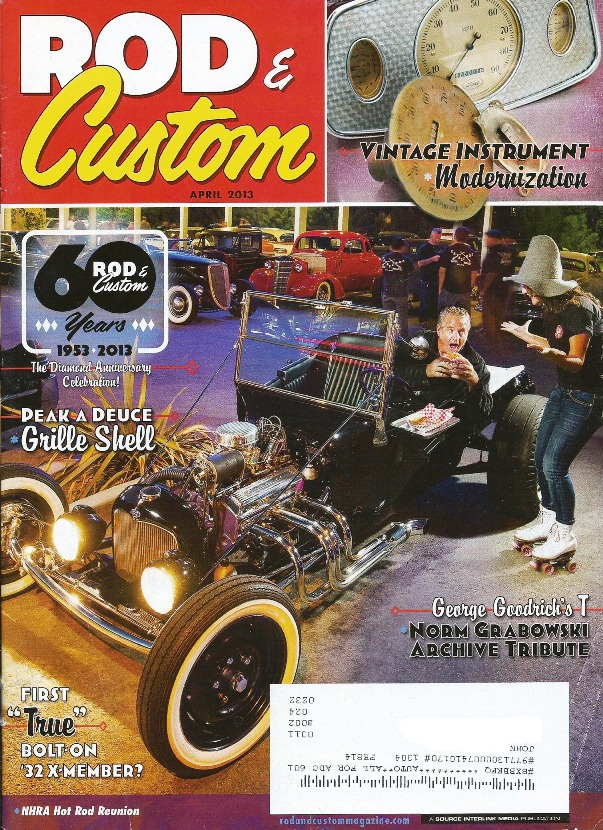 T-Bucket Lovers, Don\'t Let Your Rod & Custom Magazine Subscription ...