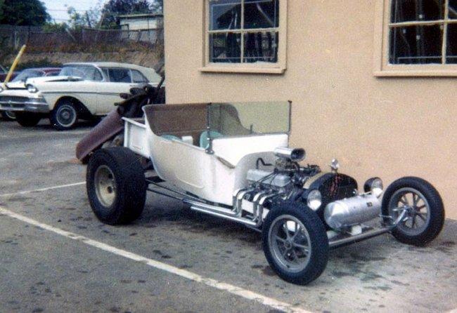 1915 T-Bucket body Don Oaks