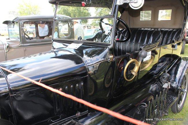 1923 T-Bucket body