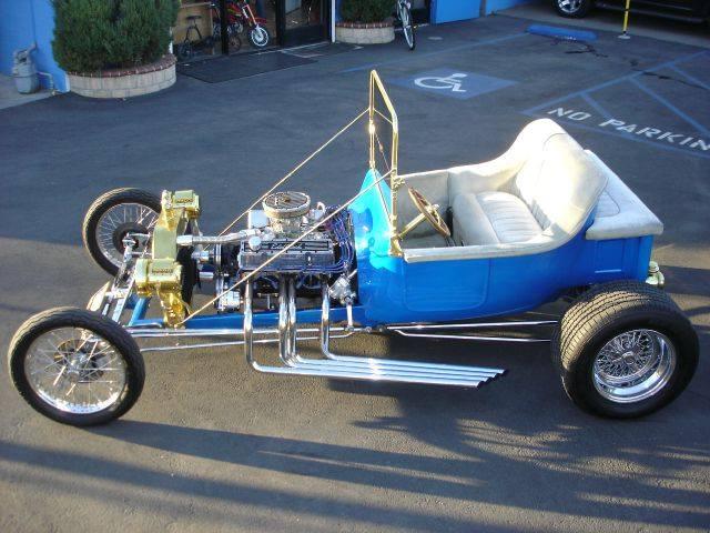 California Custom Roadsters T-Bucket Chassis