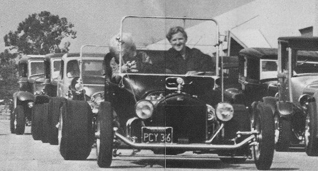 Dan Woods 1915 T-Bucket