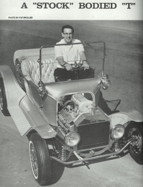 Tognotti's King T Hot Rod Yearbook 4-1964